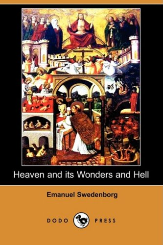 9781406574104: Heaven and Its Wonders and Hell (Dodo Press)
