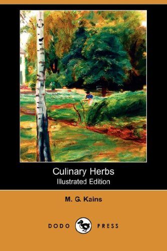 9781406580075: Culinary Herbs (Illustrated Edition) (Dodo Press)