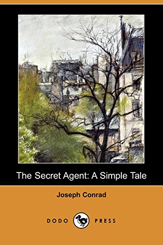 9781406585254: The Secret Agent: A Simple Tale (Dodo Press)