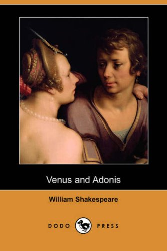 9781406586473: Venus and Adonis (Dodo Press)