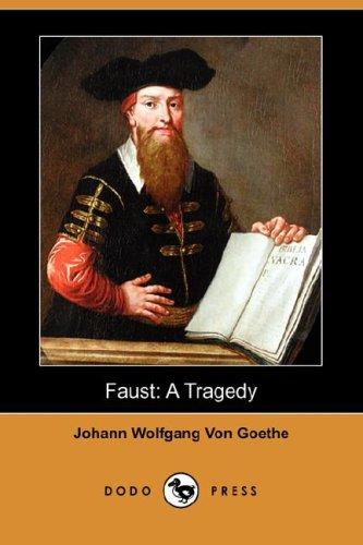 9781406589306: Faust: A Tragedy (Dodo Press)