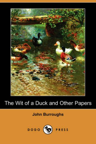 9781406590173: The Wit of a Duck and Other Papers (Dodo Press)