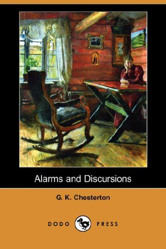 9781406590814: Alarms and Discursions (Dodo Press)