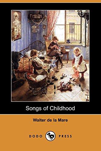 9781406594881: Songs of Childhood (Dodo Press)