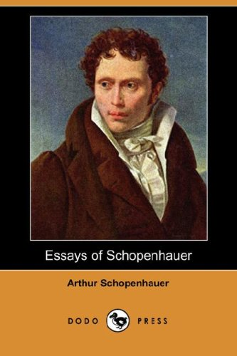 9781406596182: Essays of Schopenhauer