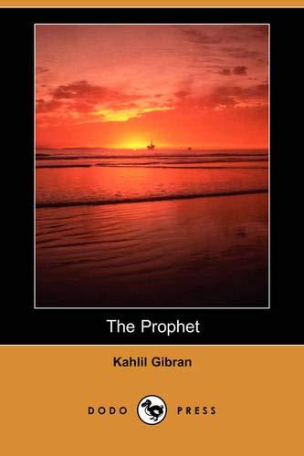 9781406597776: The Prophet (Dodo Press)