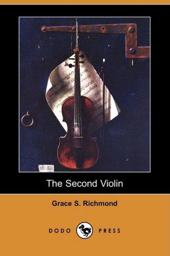 9781406598940: The Second Violin (Dodo Press)