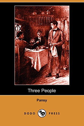 9781406599497: Three People (Dodo Press)