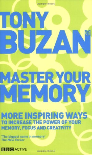 9781406610222: Master Your Memory (new edition): More Inspiring Ways to Increase the Power of Your Memory, Focus and Creativity (Mind Set)