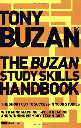 9781406612073: The Buzan Study Skills Handbook: The Shortcut to Success in your Studies with Mind Mapping, Speed Reading and Winning Memory Techniques (Mind Set)