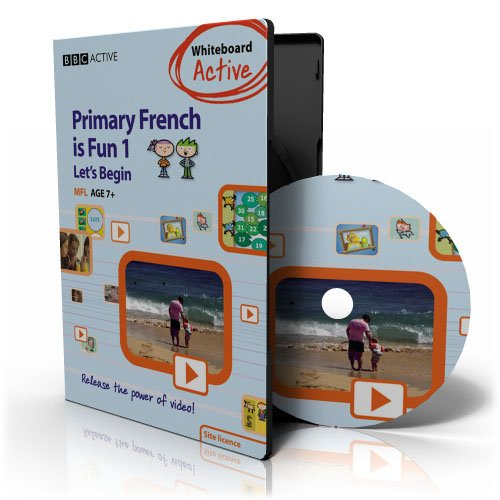 9781406612387: Primary French Is Fun 1 BBC Active