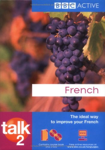 9781406612837: Talk 2 French (French and English Edition)