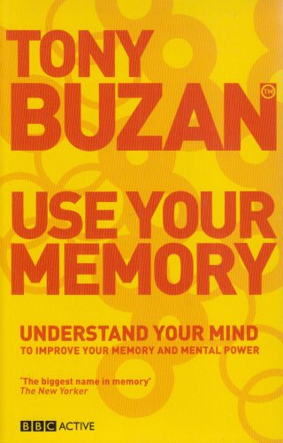 9781406613377: Tony Buzan Bestsellers: WITH Use Your Memory, Understand Your Mind to Improve Your Memory and Mental Power AND Master Your Memory, More Inspiring Ways ... Power of Your Memory, Focus and Creativity