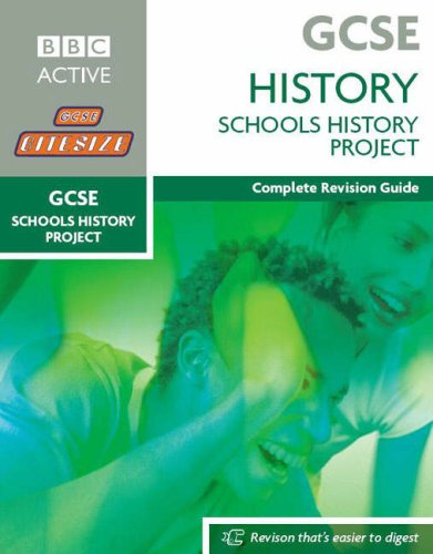 9781406613759: GCSE History : Schools History Project : BBC Bitesize Complete Revision Guide