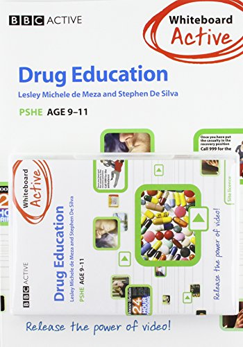 9781406641486: Drug Education: Whiteboard Active