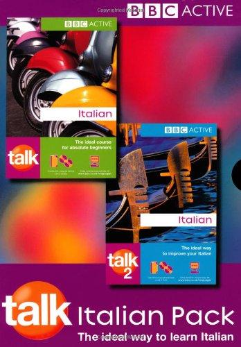 9781406644579: Talk Italian (1and 2) Box Set