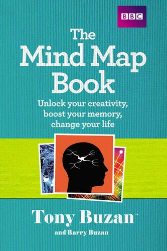 9781406647167: The Mind Map Book: Unlock Your Creativity, Boost Your Memory, Change Your Life