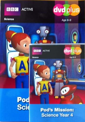 Pods Mission Year 4 DVD Plus Pack (Mixed media product): Penny Coltman