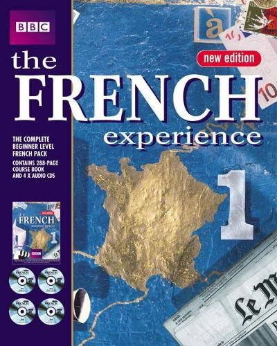 9781406678475: French Experience 1: language pack with cds