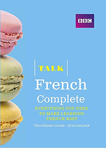 9781406679212: Talk French Complete (Book/CD Pack): Everything You Need to Make Learning French Easy