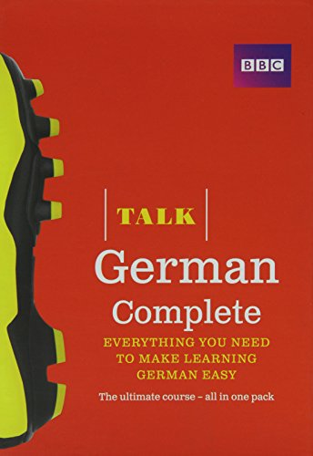 9781406679229: Talk German Complete (Book/CD Pack): Everything you need to make learning German easy