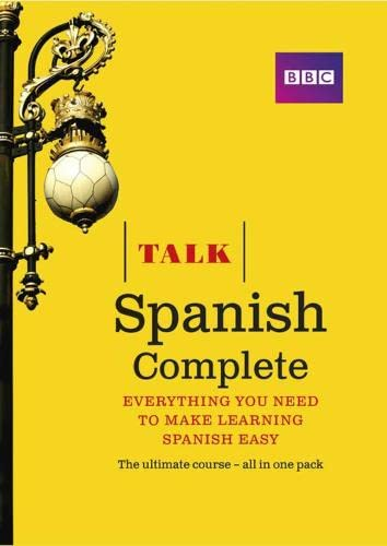 9781406679243: Talk Spanish Complete (Book/CD Pack): Everything you need to make learning Spanish easy