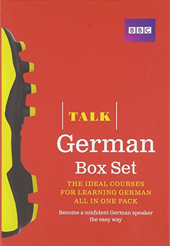 9781406679267: Talk German Box Set (Book/CD Pack): The ideal course for learning German - all in one pack