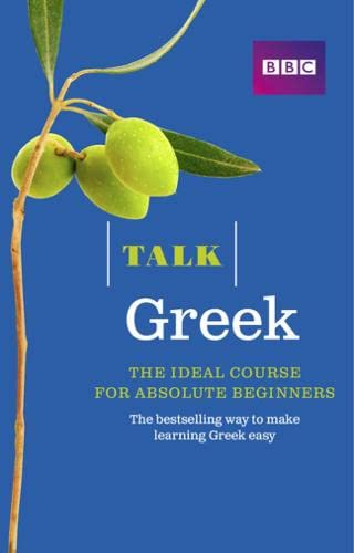 9781406680096: Talk Greek Book 3rd Edition