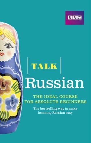 9781406680157: Talk Russian Book 3rd Edition