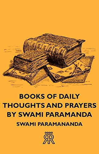 9781406712438: Books of Daily Thoughts and Prayers by Swami Paramanda