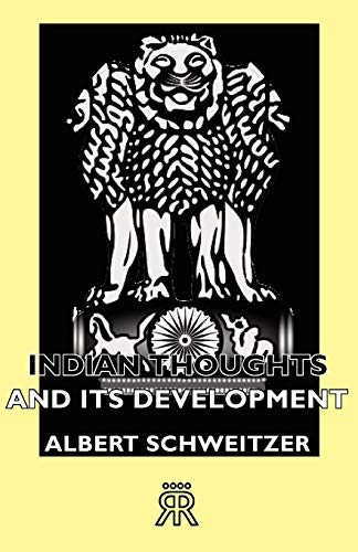 9781406712551: Indian Thoughts and Its Development