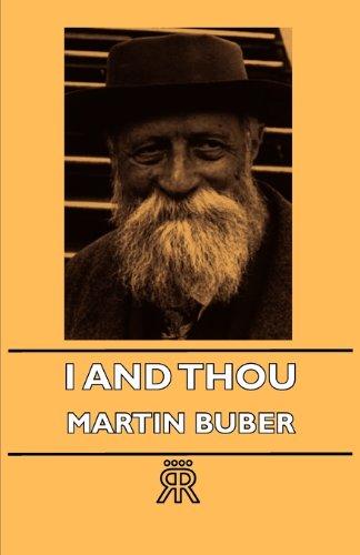 9781406727302: I And Thou