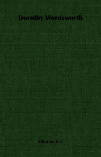 9781406729641: Dorothy Wordsworth