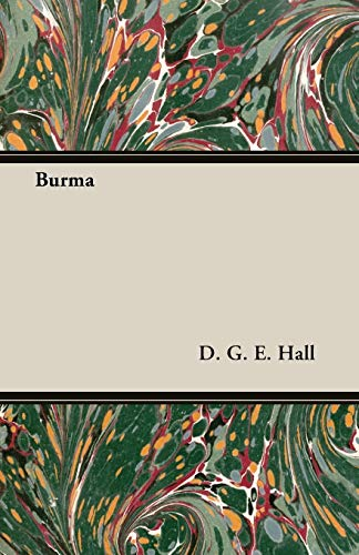 9781406735031: Burma