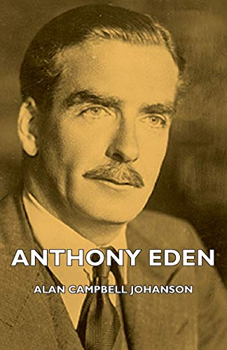 9781406736649: Anthony Eden