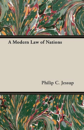 9781406738261: A Modern Law of Nations