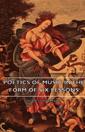 9781406745566: Poetics of Music in the Form of Six Lessons