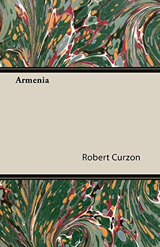 Armenia: Robert Jr. Curzon