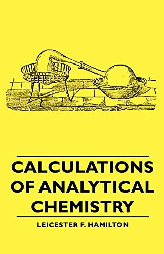9781406756630: Calculations of Analytical Chemistry