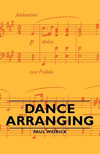 9781406761535: Dance Arranging