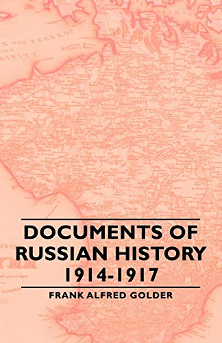 9781406763478: Documents of Russian History 1914-1917