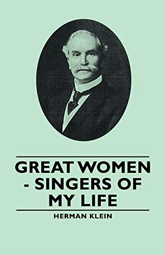 9781406765984: Great Women - Singers of My Life