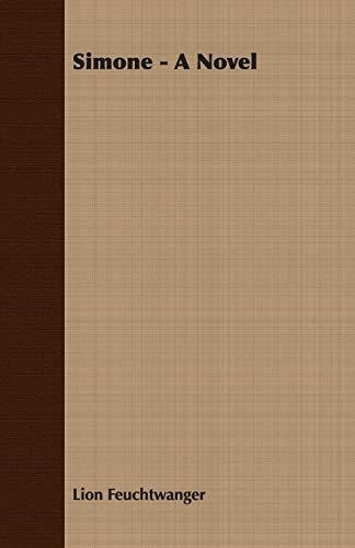 9781406769906: Simone - A Novel