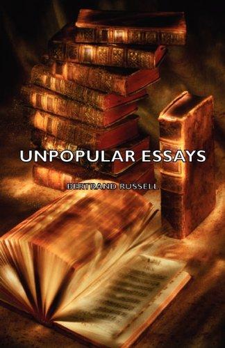9781406774337: Unpopular Essays