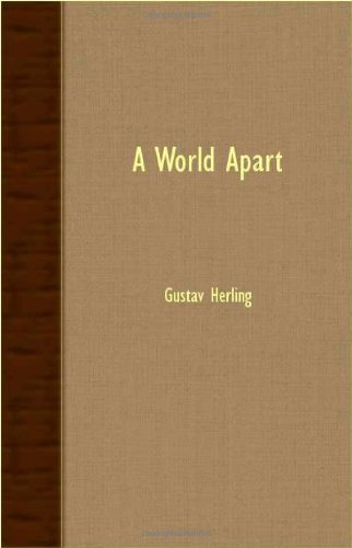 9781406777055: A World Apart