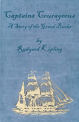 9781406791266: Captains Courageous - A Story of the Grand Banks