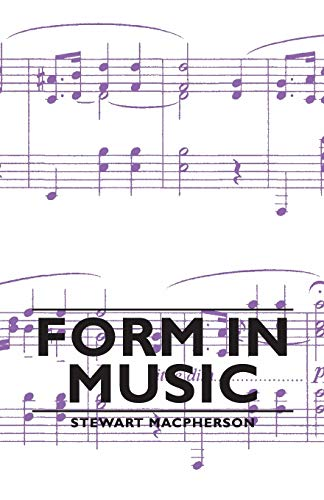 9781406793789: Form in Music