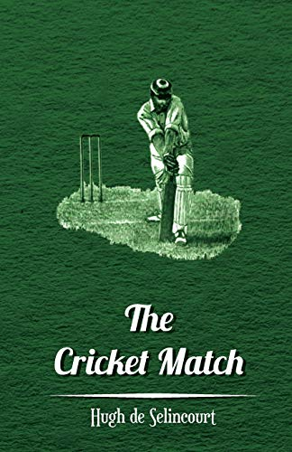 9781406794939: The Cricket Match