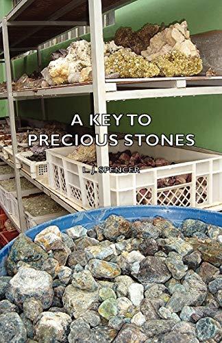 9781406796520: A Key to Precious Stones (Blackies Key Series)