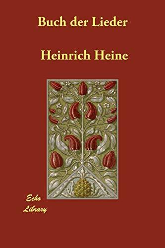 9781406807110: Buch der Lieder (German Edition)